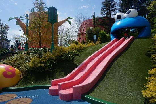 ユニバーサルワンダーランドの水遊び・外遊びスポット