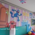 エルモのキャラクタールーム